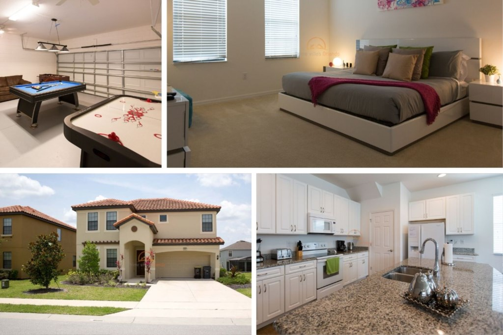 Golf villa Close to Disney!
